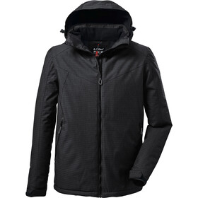 killtec KOW 143 Jacket Men, zwart